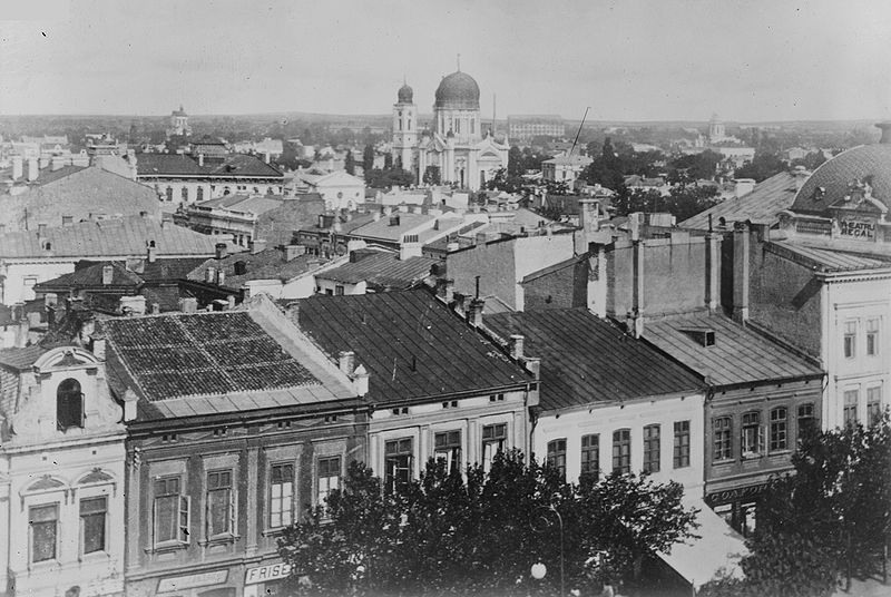 19th century Braila