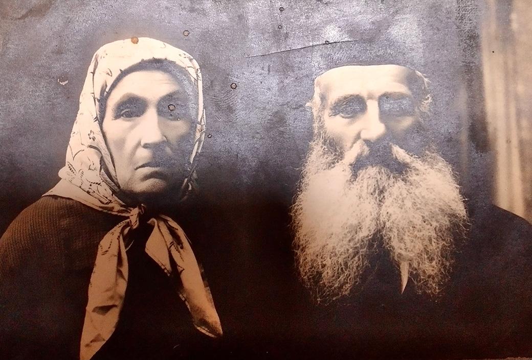 Claudia Anaf's Maternal Grandparents