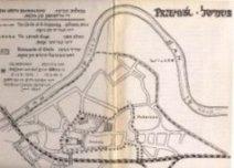 Jewish Przemysl Map