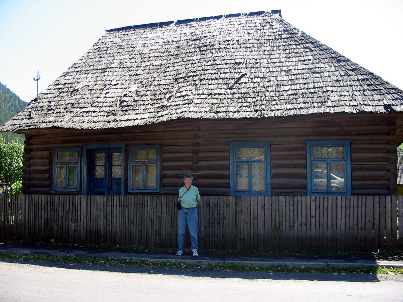 More Photos Of Verkhnyaya Bystra August 2003
