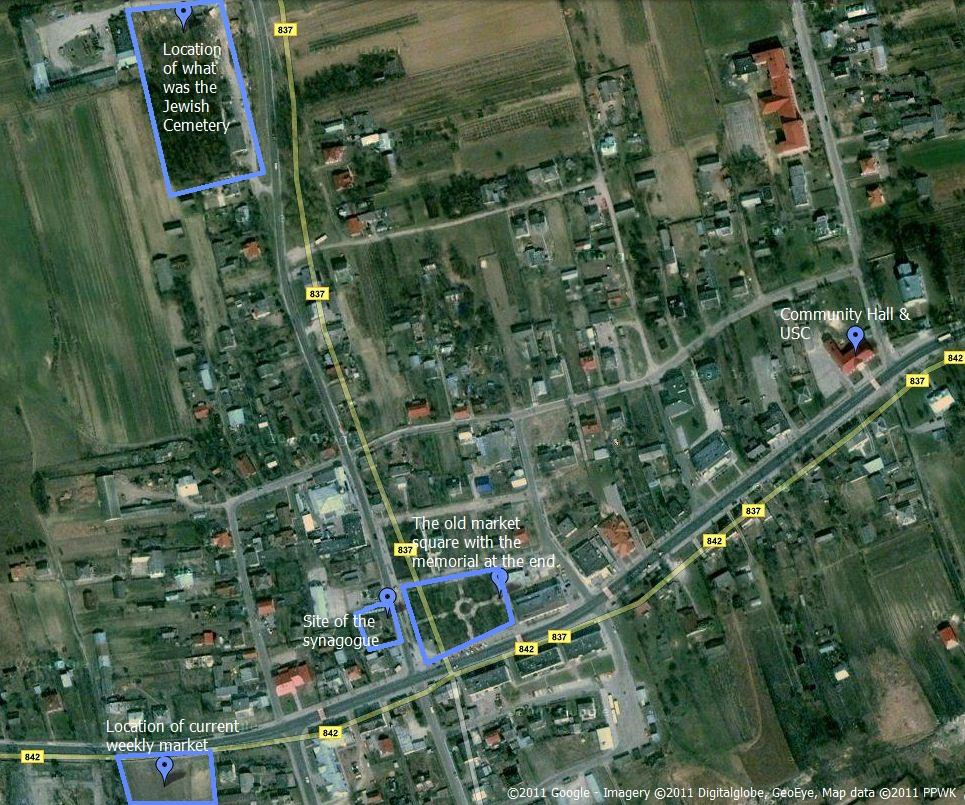 Zolkiewka Maps - Current aerial maps