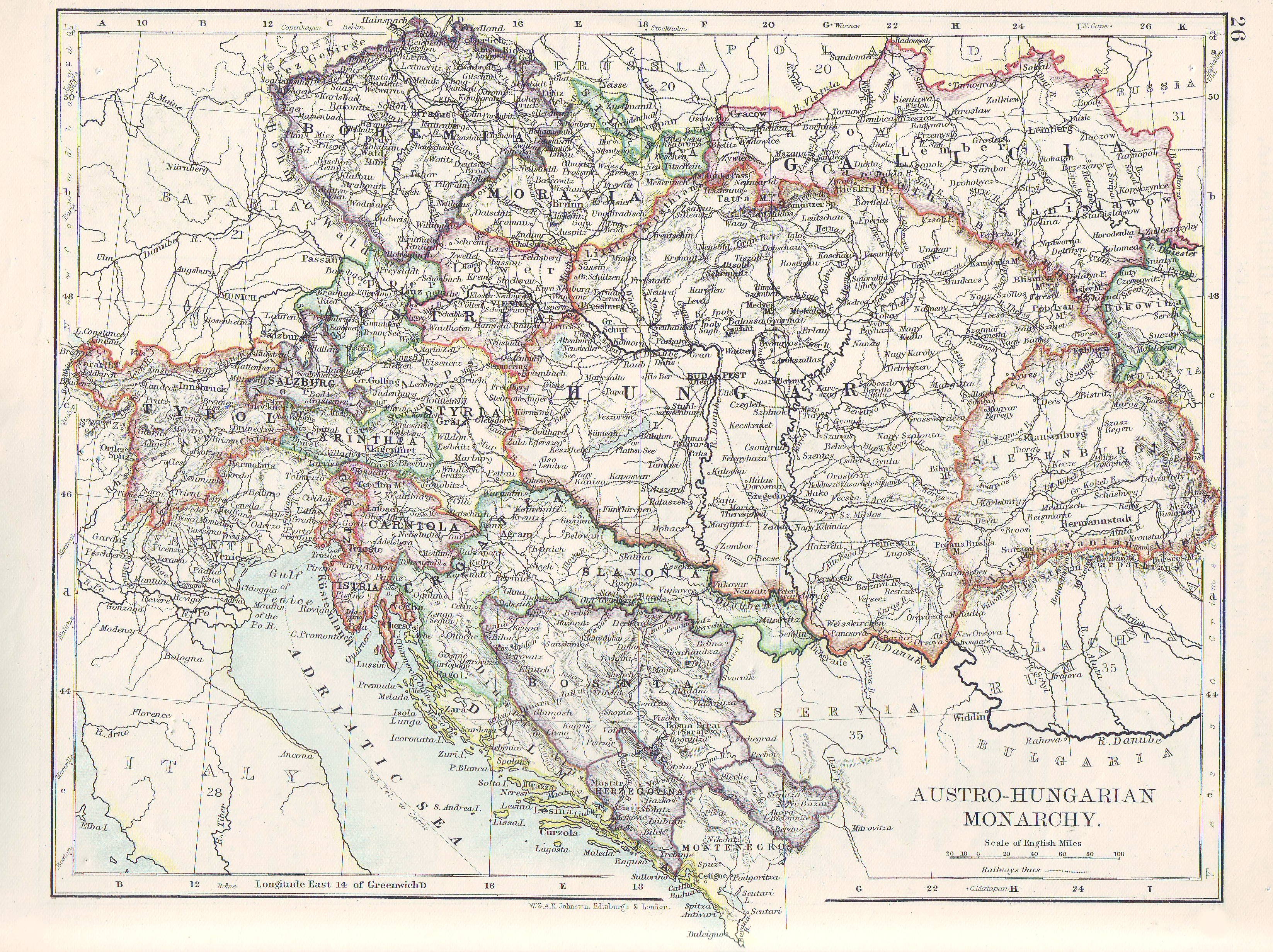 austria hungary Austria was the german-speaking heartland of the holy roman empire (until  1806), the austrian empire (until 1867), and the austro-hungarian empire (until.