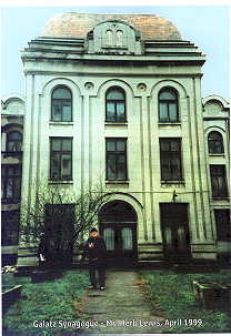 galati jewish personals 1919: jewish community high school is established, currently, alexandru ioan cuza 1926: the first air race in romania took place between galați and bucharest 1931: galați had 112,000 inhabitants, is the 4th city in the kingdom of romania 1938: danube galați county resident is as fascist organization of king charles ii 1939 lcmhf is established.